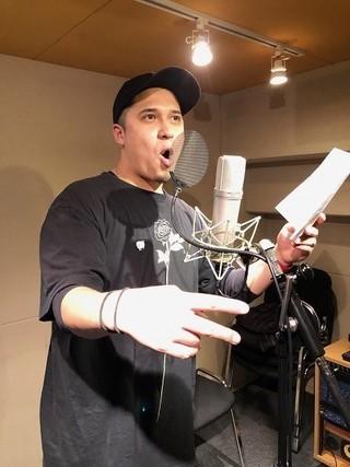 木村昴がオナラで音を奏でるラッパーに 「Bラッパーズ ストリート」4月スタート