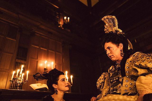 時代映画は「女王陛下のお気に入り」の フィオナ・クロンビーが受賞