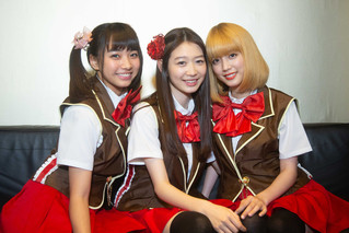 見た目はアイドル、心は極道という難役に挑んだ岡本夏美、松田るか、坂ノ上茜が激白!
