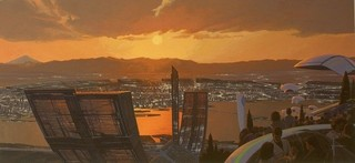 世界初公開作品を含む150点を展示!「シド・ミード展」4月27日から東京限定開催
