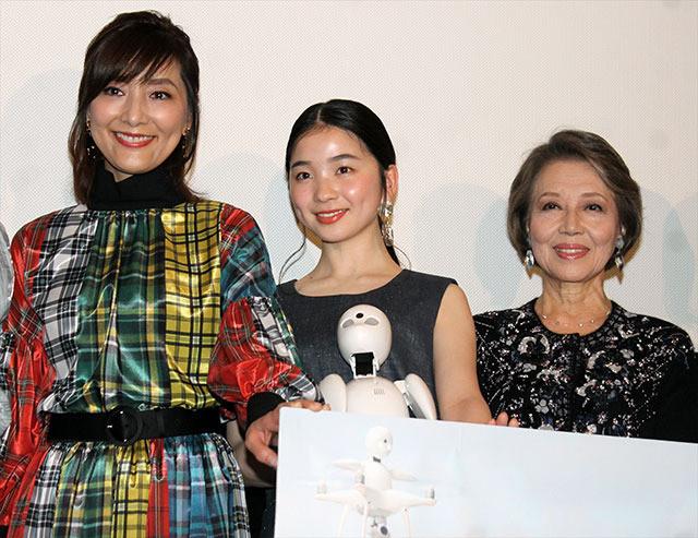 福地桃子、初主演映画「あまのがわ」公開に期待と不安「ドキドキしています」