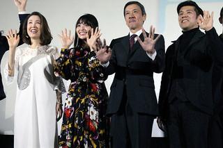 奥田瑛二「キムタクに勝った」主演映画「洗骨」全国拡大に喜び爆発