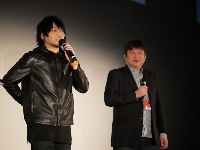 中村悠一と本広克行監督