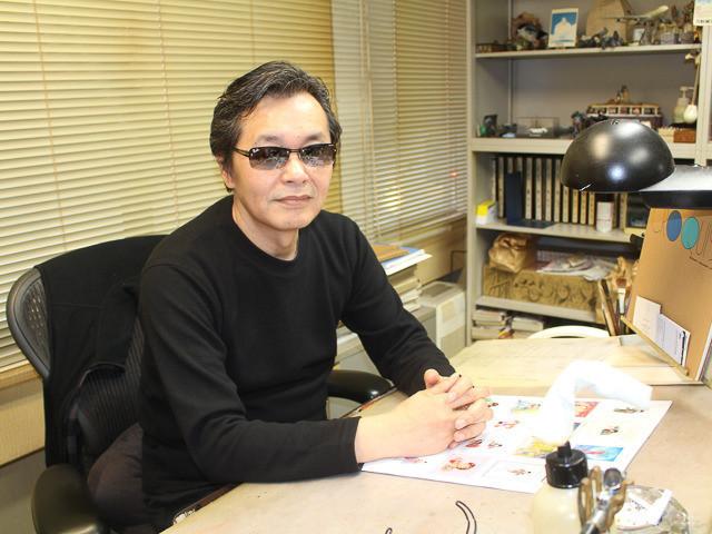 インタビューに応じた北条司氏