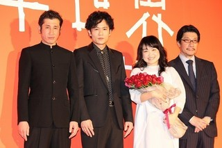"""稲垣吾郎、これまでの""""歩み""""を振り返り「今が一番幸せ」"""