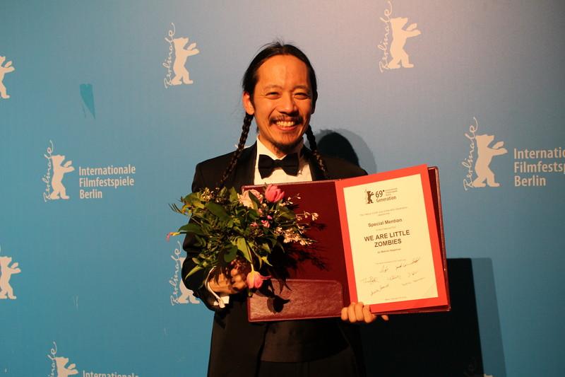 「ウィーアーリトルゾンビーズ」ベルリン映画祭で長編日本映画として初の快挙
