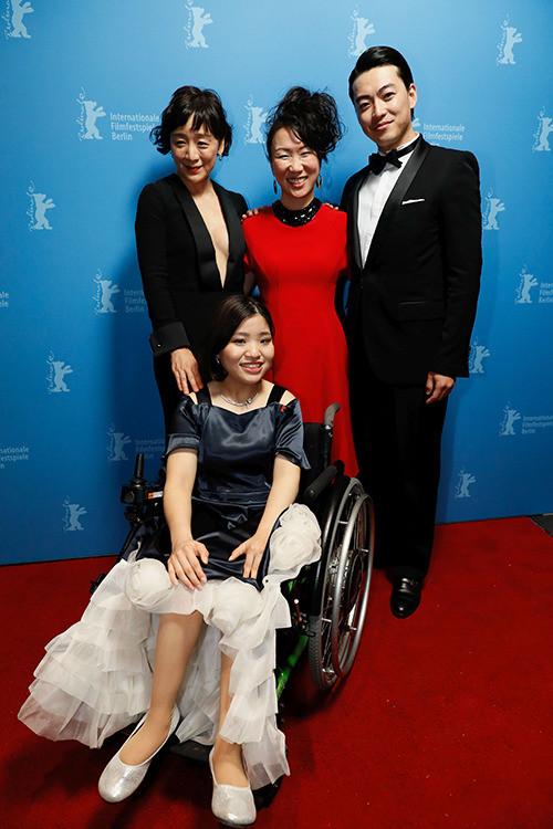 HIKARI監督、長編1作目「37 SECONDS」、ベルリン映画祭パノラマ部門でW受賞
