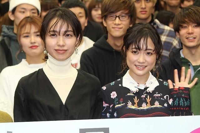 学生に真摯なメッセージを送った戸田恵梨香と大原櫻子