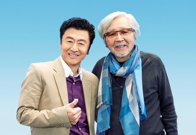 桑田佳祐と山田洋次監督
