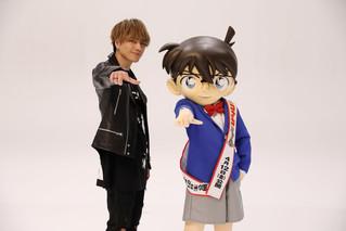 劇場版「コナン」最新作主題歌は登坂広臣のソロプロジェクト!予告編も初披露