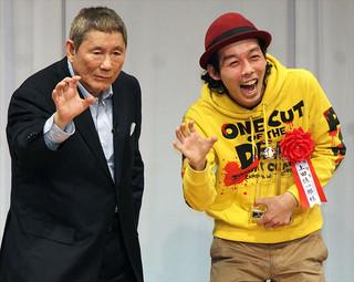 ビートたけし、「カメラを止めるな!」上田慎一郎監督に太鼓判「次も見事な作品つくる」