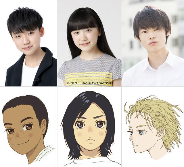 芦田愛菜が演じるのは 自身と同じ14歳の少女・琉花