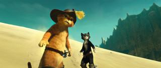 ドリームワークス・アニメ「長ぐつをはいたネコ」の続編を準備