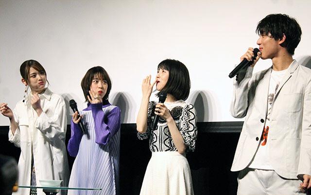 浜辺美波、「賭ケグルイ」でさゆりんごとアイドル対決「いっぱい努力した」 - 画像6