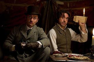 「シャーロック・ホームズ3」の公開が1年延期