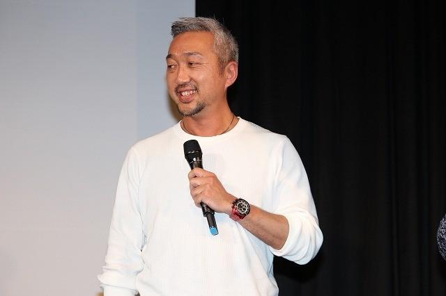 人間に擬態DNAが存在した!? 藤井秀剛監督、異色ホラー「超擬態人間」を携えて「世界で戦いたい」