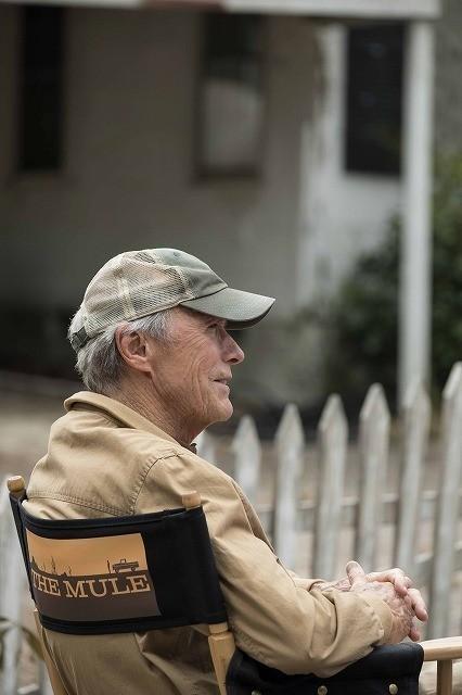 現在88歳のクリント・イーストウッド