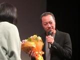 音尾琢真&福澤克雄監督に嬌声「かわいい!」 前張りトークで爆笑誘う