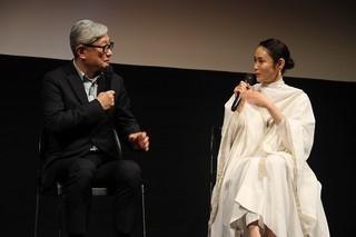 """とよはし映画祭クロージング作品「人魚の眠る家」 堤幸彦監督、製作の原点となった""""出会い""""を語る"""