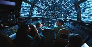 米アナハイムでは5月31日にオープンする 「ミレニアム・ファルコン:スマグラーズ・ラン」