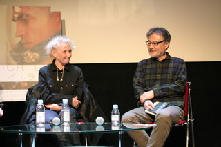クレール・ドゥニ監督と黒沢清監督「旅のおわり世界のはじまり」