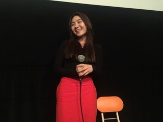 大正のアナキスト金子文子演じたチェ・ヒソ、日本での初舞台挨拶で涙「一生覚えている」