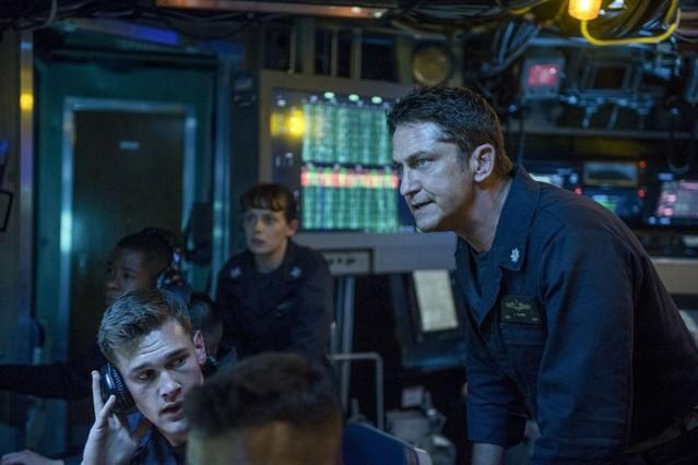 米露の潜水艦が交戦する150秒間