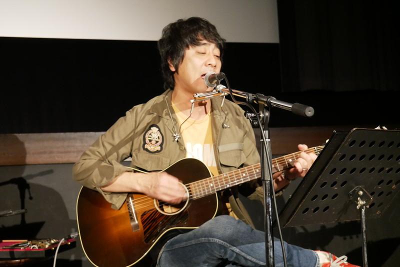 山崎まさよし「キムタクを意識していた」 初主演映画「月とキャベツ」尾道映画祭で上映
