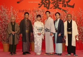 高良健吾、84歳の名匠・中島貞夫監督と初タッグ!「これが最後じゃない」と確信