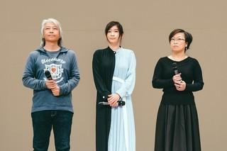 篠原涼子、「今日も嫌がらせ弁当」撮影地の八丈島にサプライズ登場!