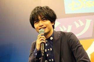 中島健人「ミッキー、ミニー、ケンティです!」と自己紹介 尊敬するMCは「嵐」二宮和也