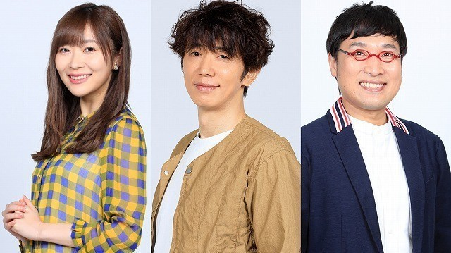 「ONE PIECE」愛読者の3人が出演!