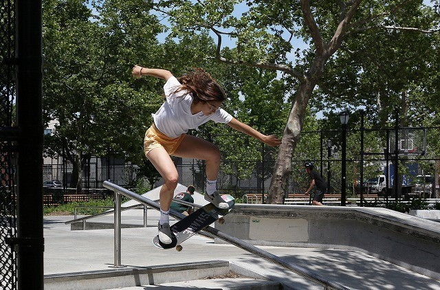 NYのガールズスケーターたちの青春を描いたサンダンス注目作、5月公開 - 画像1