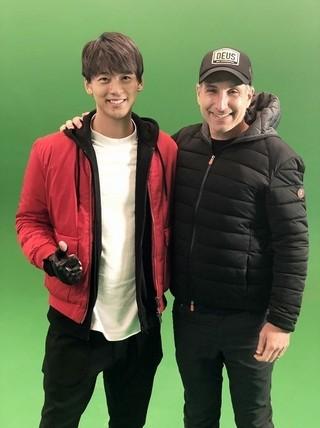 竹内涼真、実写「ポケモン」本編にカメオ出演していた!熱烈オファー受けハリウッド作品参加