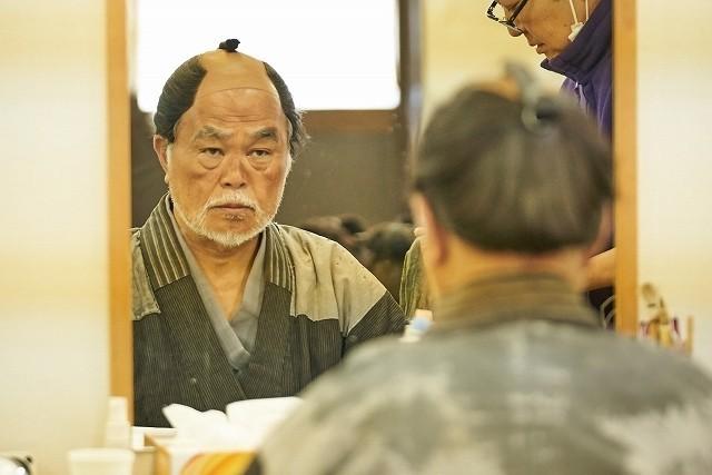 63歳の新人・萩野谷幸三、 エキストラとして生きる。