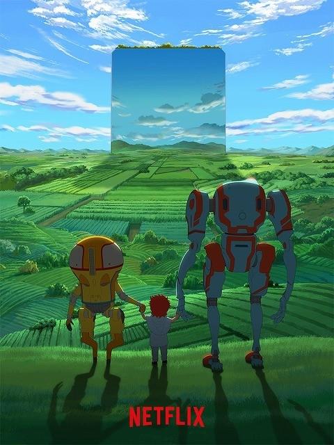 Netflixアニメ「エデン」制作決定 監督「ハガレン」入江泰浩&キャラデザ「ビバップ」川元利浩