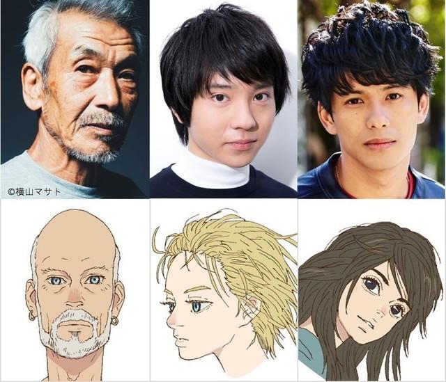 STUDIO4℃の最新作劇場アニメに参加するキャスト陣