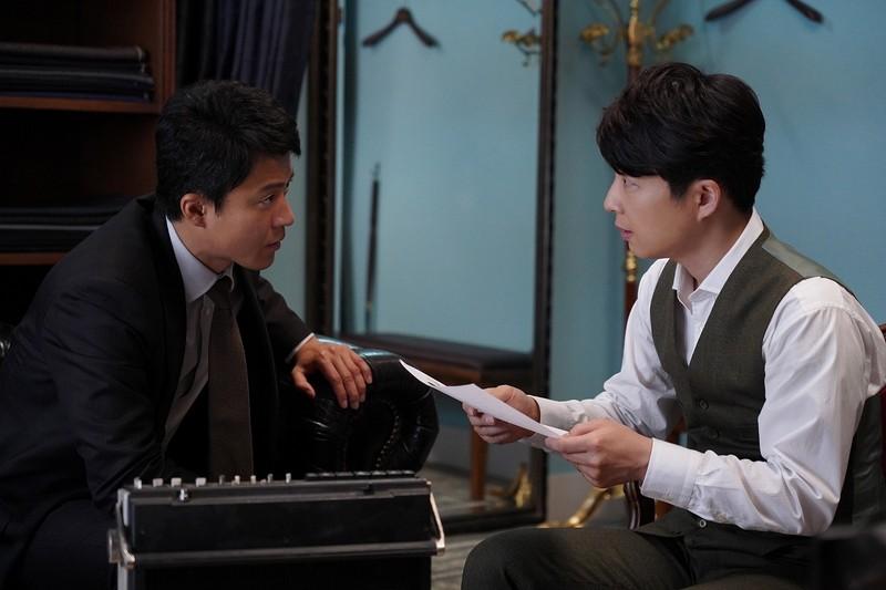 小栗旬×星野源、昭和最大の未解決事件に挑む!「罪の声」で映画初共演