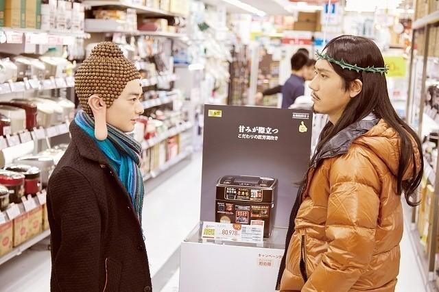 松山ケンイチ×染谷将太の実写「聖☆おにいさん」 ドラマ2期の特報映像が初披露 - 画像3