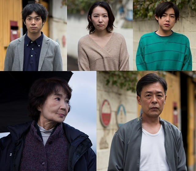 「四月の永い夢」を手かげた中川龍太郎監督の最新作