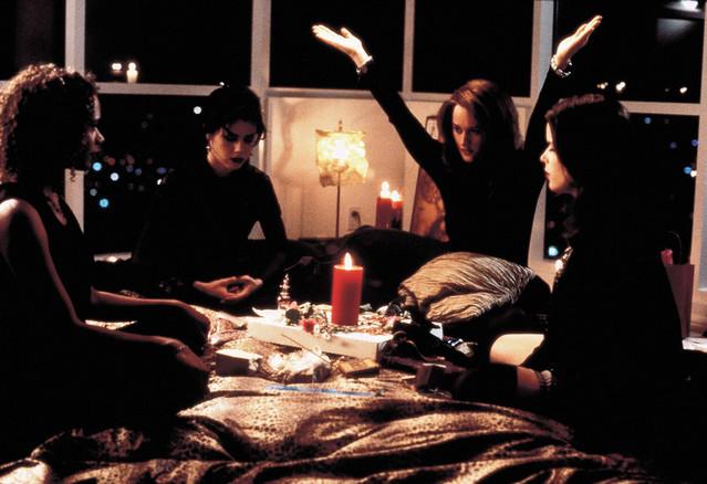 「ザ・クラフト」(1996)の一場面