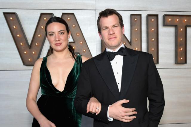 ジョナサン・ノーランとリサ・ジョイ夫妻