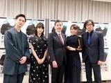 くまもと復興映画祭開幕!行定勲監督、高良健吾、奥田瑛二らが熱いメッセージ