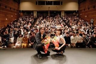 有村架純、熊本のファンの熱気に心打たれる「一瞬にして心が緩みました」