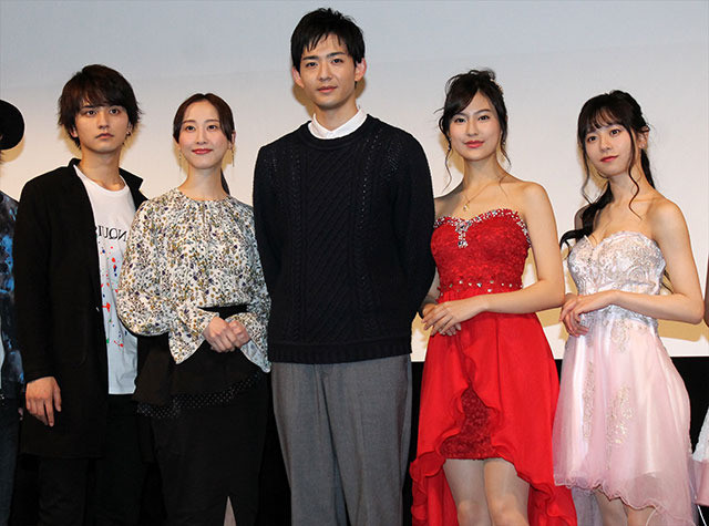 竜星涼、新米教師役で水商売ヒントに指南「新時代にピッタリの熱い学園ドラマ」