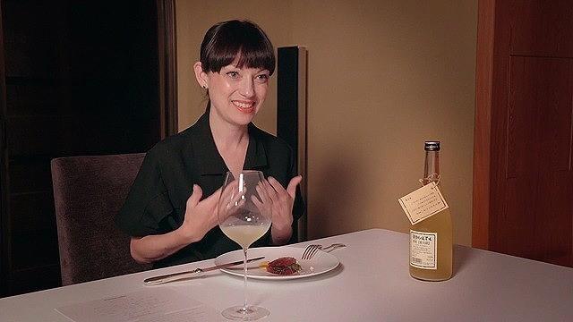 日本酒コンサルタント、レベッカ・ ウィルソンライさん