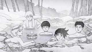 「モブサイコ」完全新作OVA制作決定 7月開催「サイコヘルメット教の集い」で先行上映