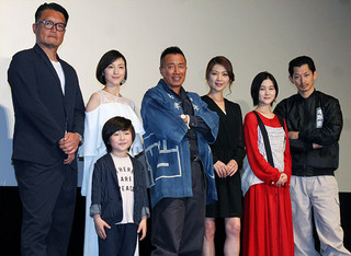 長渕剛、20年ぶり主演映画「太陽の家」に手応え十分「いいなあって、涙が」