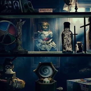 「死霊館」シリーズのウォーレン夫妻も登場「アナベル 死霊博物館」