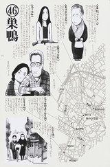 「東京映画地図 ㊻巣鴨」[一部](「キネマ旬報」2015年3月上旬号)